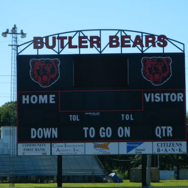 Butler Bears Baseball Field
